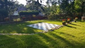 Zahrada| Penzion Jitřenka Šumava