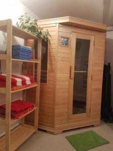 Bazén, vířivka a sauna| Penzion Jitřenka Šumava